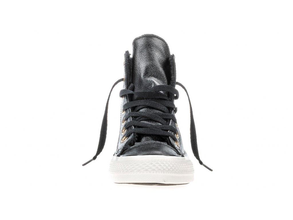 ce825e884fd Kožené Converse Chuck Taylor All Star Leather černá - Envyeshop.com
