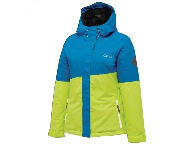 Damska kurtka narciarska Dare2B DWP149 PROWESS niebieska