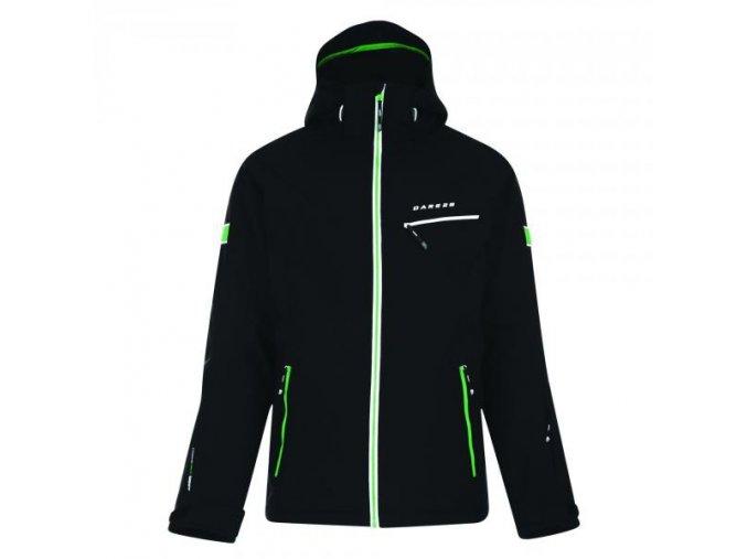 Pánská lyžařská bunda Dare2B DMP305 ENTHUSE Černá
