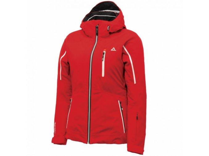 Dámská lyžařská bunda Dare2B DWP154 UPSCALE Red