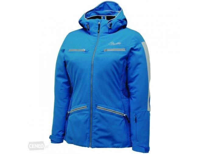 Damska kurtka narciarska Dare2B DWP139 FLATTER niebieska
