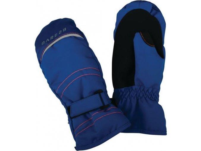 Dětské palcové rukavice Dare2B DBG302 HANDOVER Blue