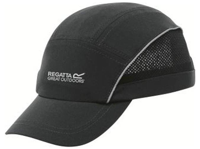 Dětská kšiltovka Regatta RKC106 OVERCOOL II Cap Ash