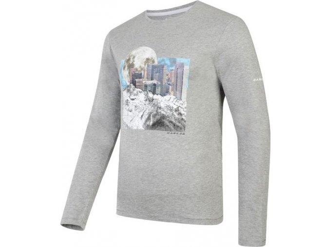 Pánské tričko Dare2B DMT388 COALESCE Grey