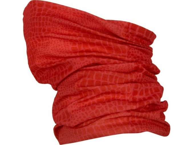 Multifunkční šátek Regatta RMC052 MULTITUBE Deep Sea Coral