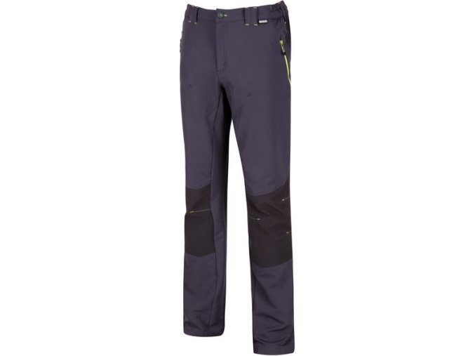 Pánské outdoorové kalhoty RMJ190R QUESTRA Seal Grey/Ash