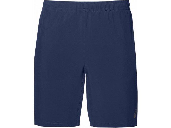 Pánské šortky Asics 141083 WOVEN 9IN Tmavě modrá