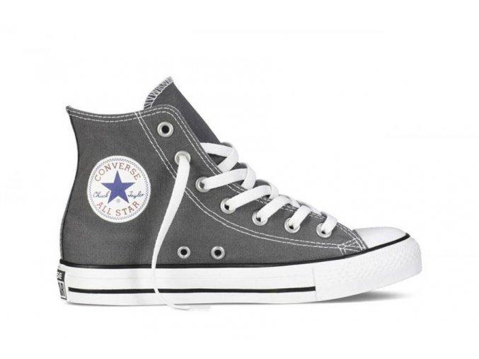 Kotníkové boty Converse CHUCK TAYLOR ALL STAR Seasnl HI Charcoal