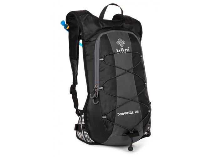 Cyklistický batoh KILPI DOWNHILL 20L Černá 18