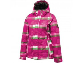 Damska kurtka narciarska Dare2B DWP150 EMBELLISH różowa