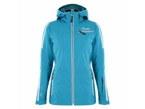 Damska kurtka narciarska Dare2B DWP301 INITIATE niebieska