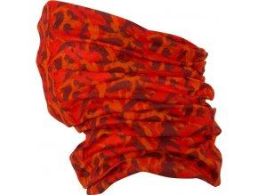 Multifunkční šátek Regatta RMC052 MULTITUBE Burnt Tikka