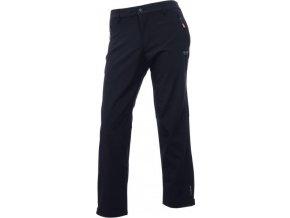 Pánské softshellové kalhoty Regatta RMJ117L GEO SSHELL TRS II Black