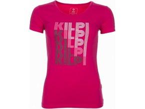 Dámské tričko KILPI GAJA Růžová