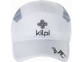 Młodzieżowa czapka z daszkiem KILPI MIND - J biała