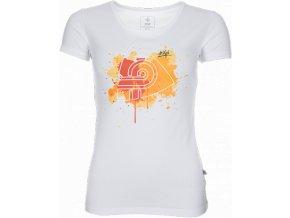 Dámské tričko KILPI MURRAYA Bílá