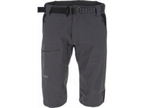 Pánské technické 3/4 kalhoty KILPI SOPHIN šedá