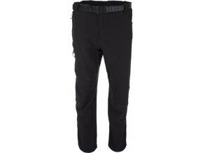 Pánské technické kalhoty KILPI UBALDO černá