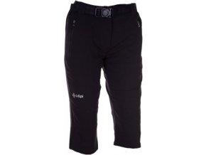 Dámské 3/4 kalhoty KILPI ANTRA II. Černá