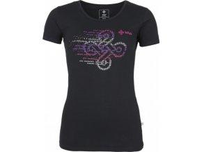 Dámské tričko KILPI JULIET černá