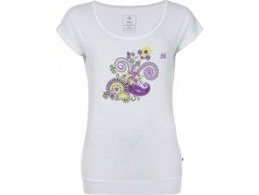 Damska koszulka KILPI LINDA biała
