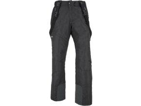 Pánské lyžařské kalhoty KILPI ZACHARY  Černá