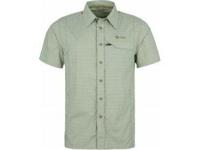Pánská košile KILPI BOMBAY-M Khaki