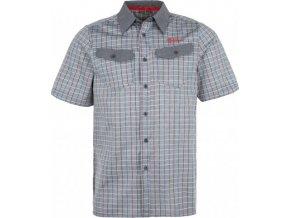 Pánská sportovní košile KILPI TUMBUTU-M Černá