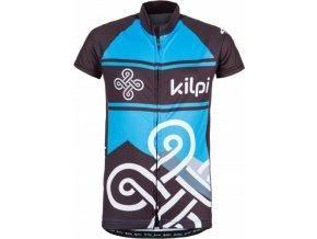 Juniorský cyklistický dres KILPI SEPTIMA-J modrá