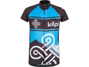Dětský cyklistický dres KILPI SEPTIMA-K Modrá
