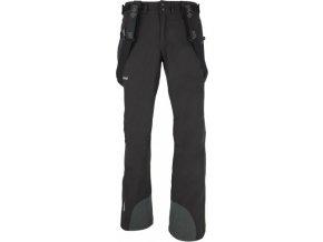 Pánské softshellové kalhoty KILPI EZRA EZRA Černá