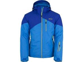 Pánská lyžařská bunda KILPI OLIVER modrá