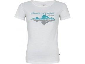 Dámské tričko KILPI TARN-W Bílá