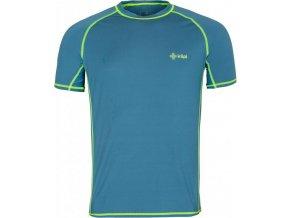 Pánské tričko  KILPI BORDER-M Modrá