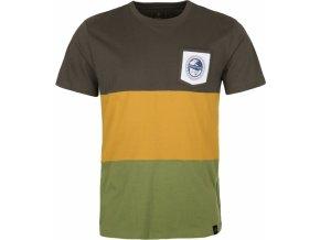 Pánské tričko KILPI TRICOL-M Hnědá