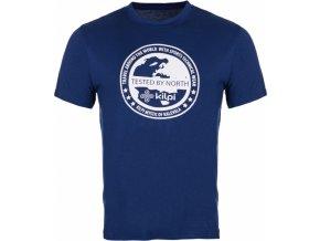 Pánské tričko KILPI GLOBE-M Modrá