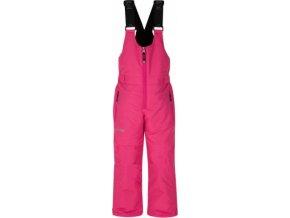Dětské lyžařské kalhoty KILPI FUEBO-JG Růžová 18