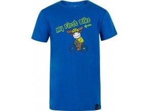 Chlapecké tričko KILPI BIKEY-JB Modrá