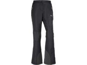 Damskie spodnie narciarske KILPI GABONE-W  Czarne