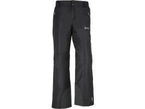 Pánské lyžařské kalhoty KILPI GABONE-M GABONE-M Černá