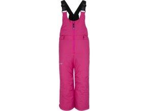Dětské zimní kalhoty KILPI FUEBO-JG  Růžová