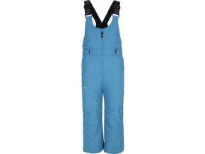 Dětské zimní kalhoty KILPI FUEBO-JG  Světle modrá