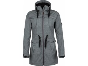 Dámský softshellový kabát KILPI LASIKA-W Béžová