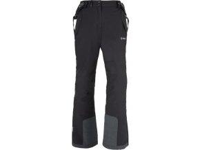 Damskie narciarske spodnie KILPI TRISTANA-W  Czarne