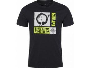 Pánské tričko KILPI TREE-M Černá