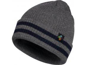 Pánská zimní čepice KILPI LINUS-M Tmavě šedá