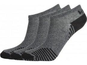 Kotníkové ponožky KILPI AVRAHAM Šedá