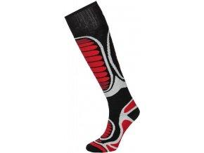 Pánské funkční ponožky KILPI ANXO  Červená