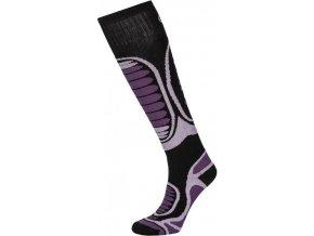 Dámské funkční ponožky KILPI BEKA Fialová