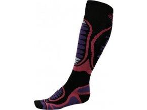 Dámské funkční ponožky KILPI BEKA  Růžová